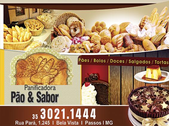 Confeitaria Pão e Sabor