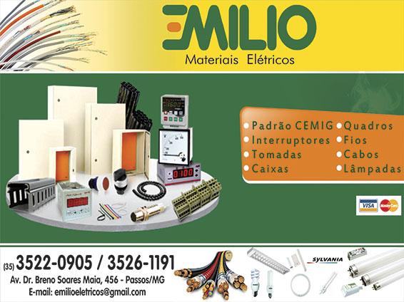 Emilio Materiais Elétricos