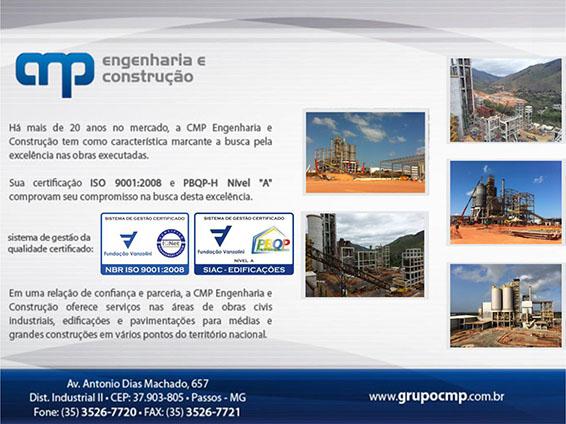 CMP Engenharia e Construção