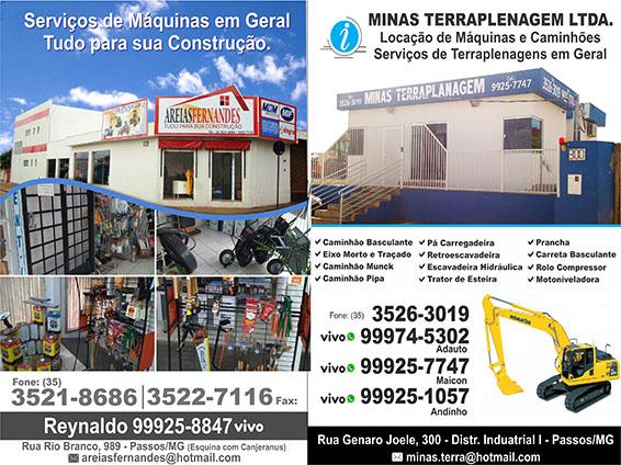 Areias Fernandes Materiais de Construção