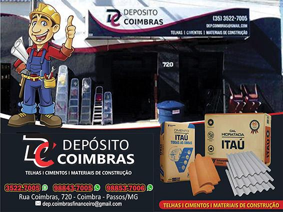Depósito Coimbra - Materiais de Construção