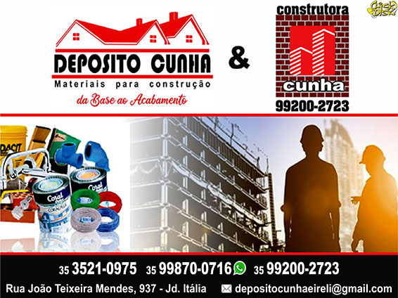 Depósito Cunha / Construtora Cunha