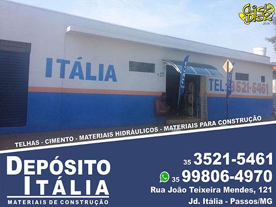 Depósito Itália