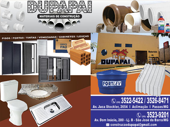 DuPapai Materiais de Construção