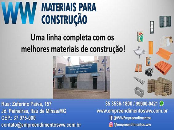 WW Materiais de Construção