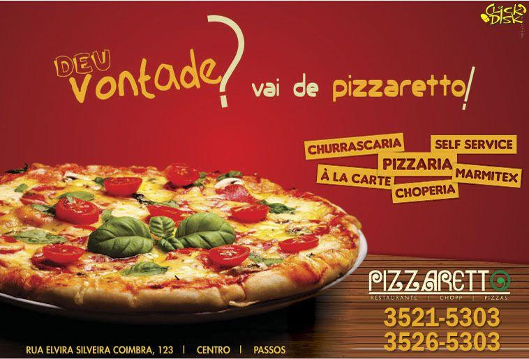 Pizzaretto Restaurante e Pizzaria