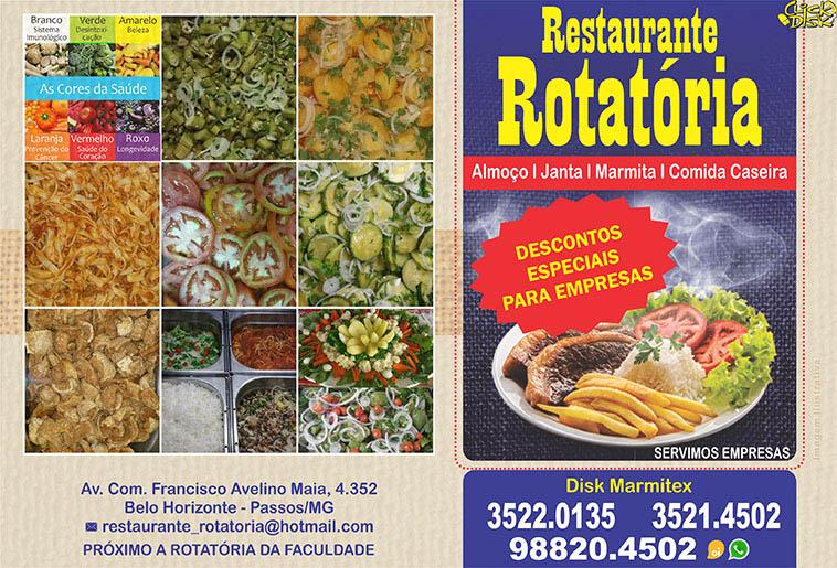 Restaurante Rotatória