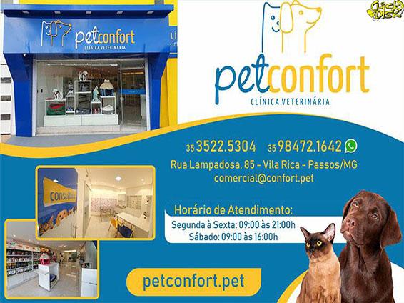 Pet Confort Clínica Veterinária