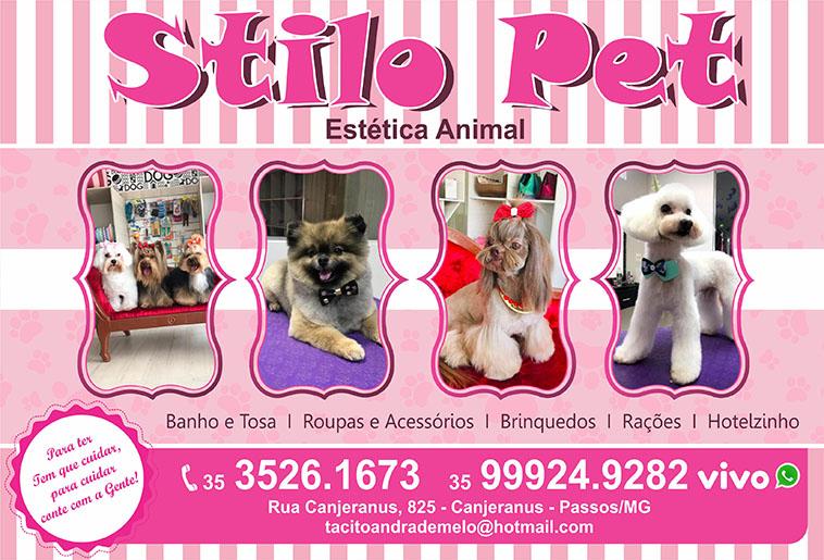 Stilo Pet Estética Animal