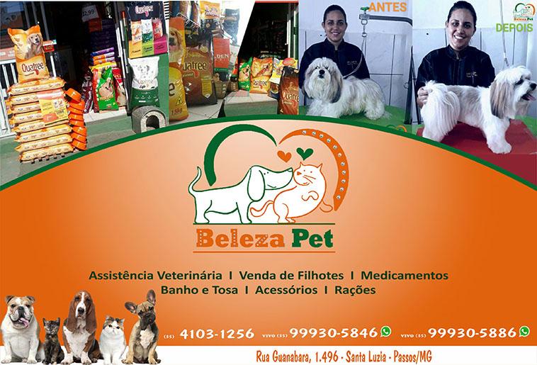 Beleza Pet - Rações, Banho e Tosa, Veterinário