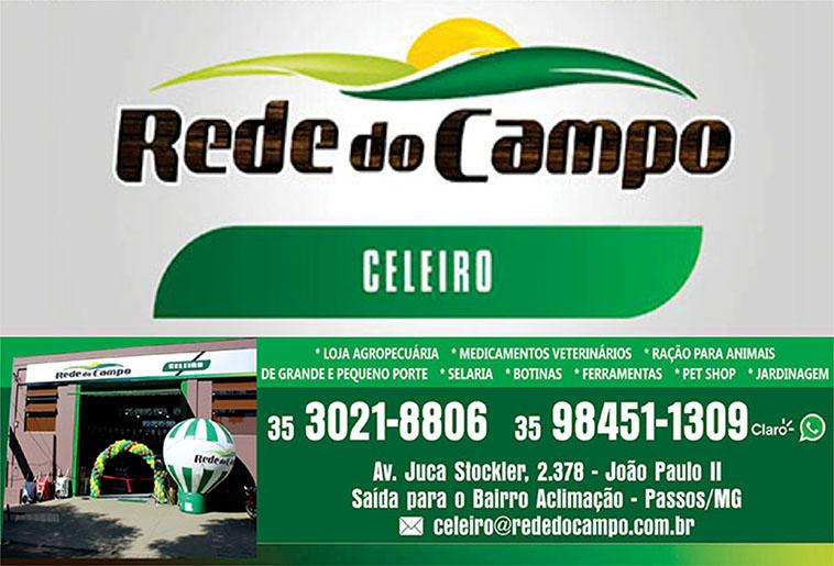 Rede do Campo Celeiro - Rações, Ferramentas, Pet Shop