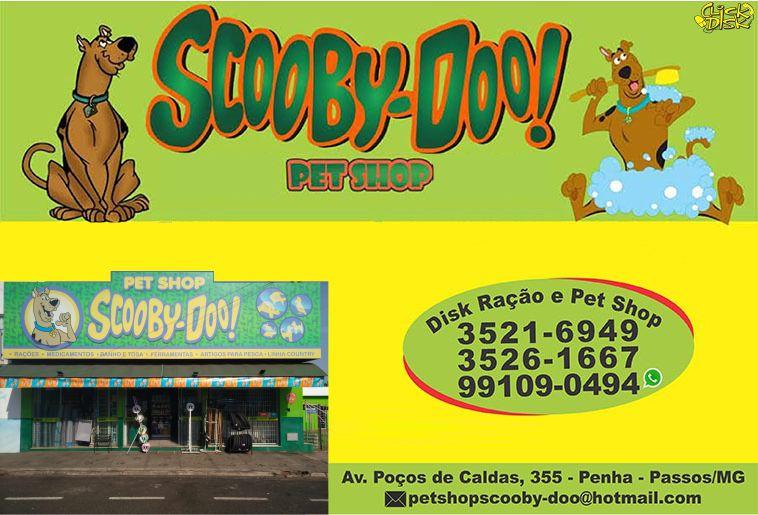 Pet Shop Scooby-Doo
