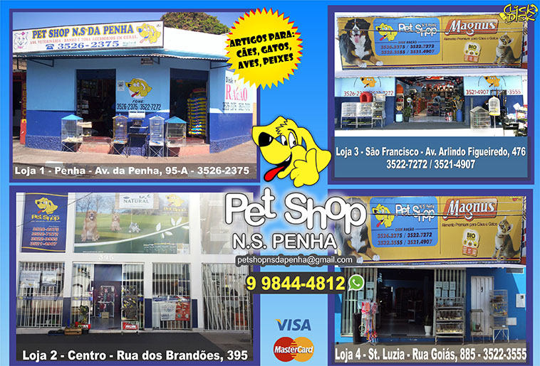 Pet Shop Nossa Senhora da Penha (loja 3)