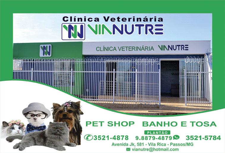 Clínica Veterinária Via Nutre