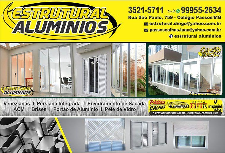 Estrutural Alumínios