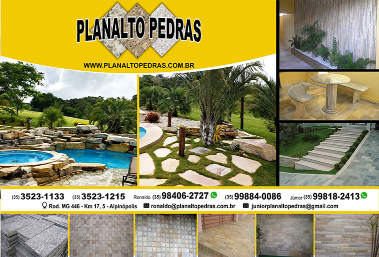 Marmoraria Planalto Pedras
