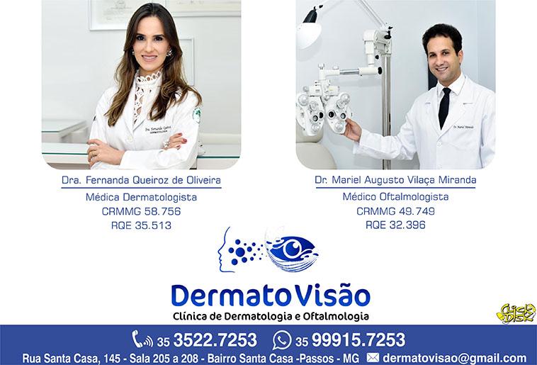 Dermatovisão Clínica de Dermatologia e Oftalmologia
