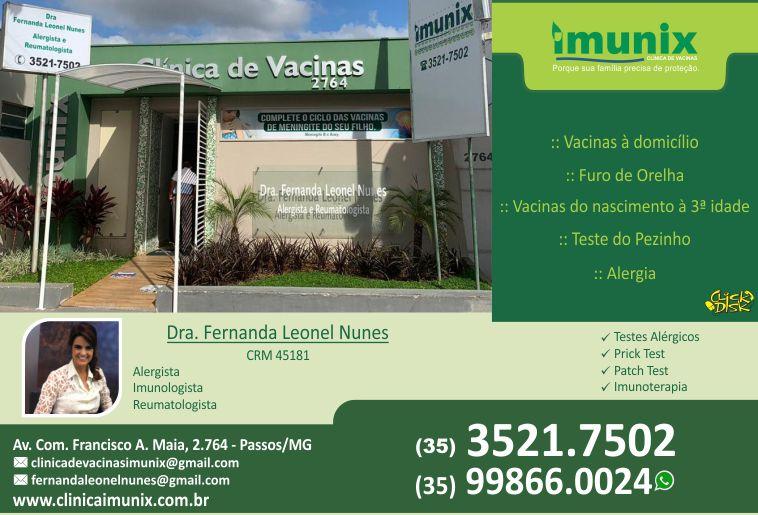 Imunix Clínica de Vacinas