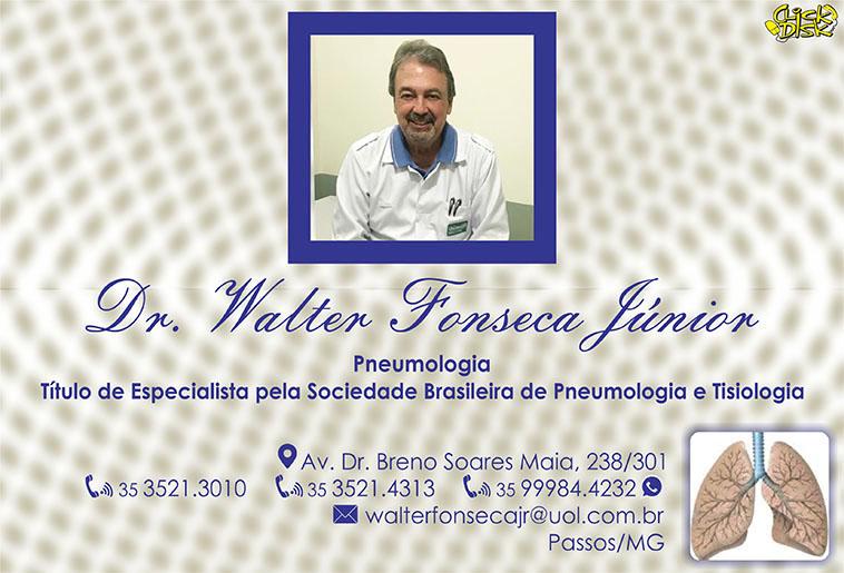 Dr. Walter Fonseca Júnior