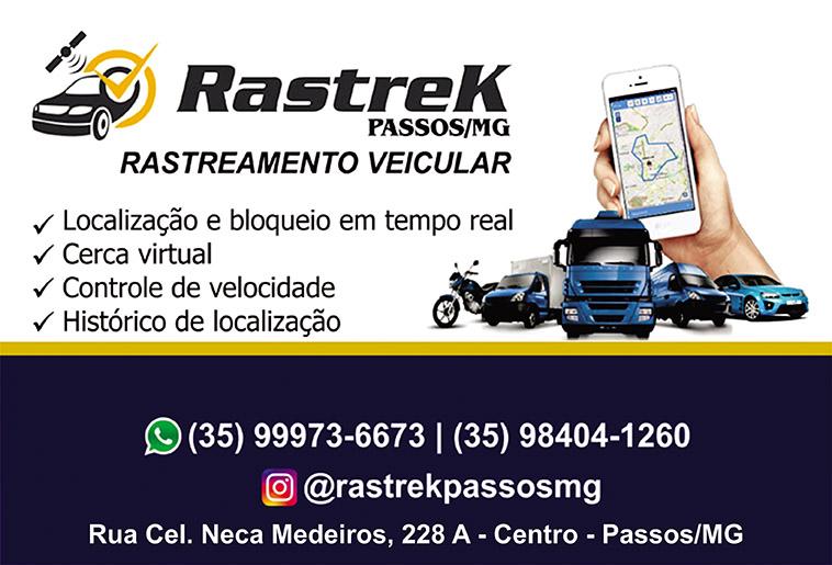 Rastrek Rastreamento Veicular