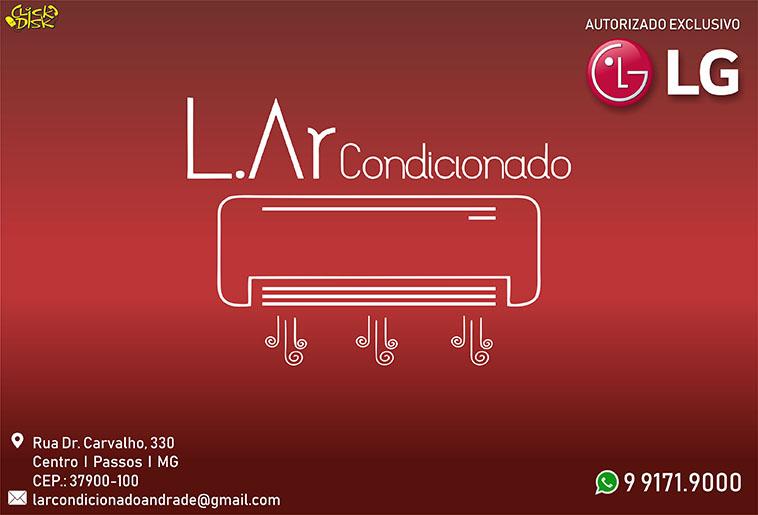 Luciano Andrade Ar Condicionado e Climatização