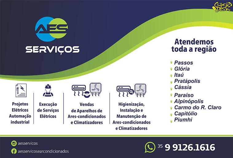AES Serviços de Ar Condicionado e Climatizadores