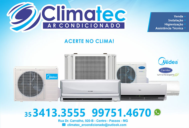 Climatec Ar Condicionado