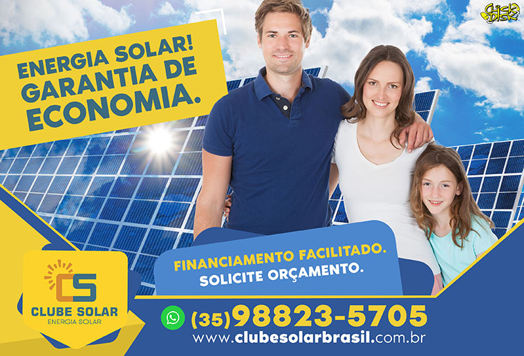 Clube Solar - Energia Solar