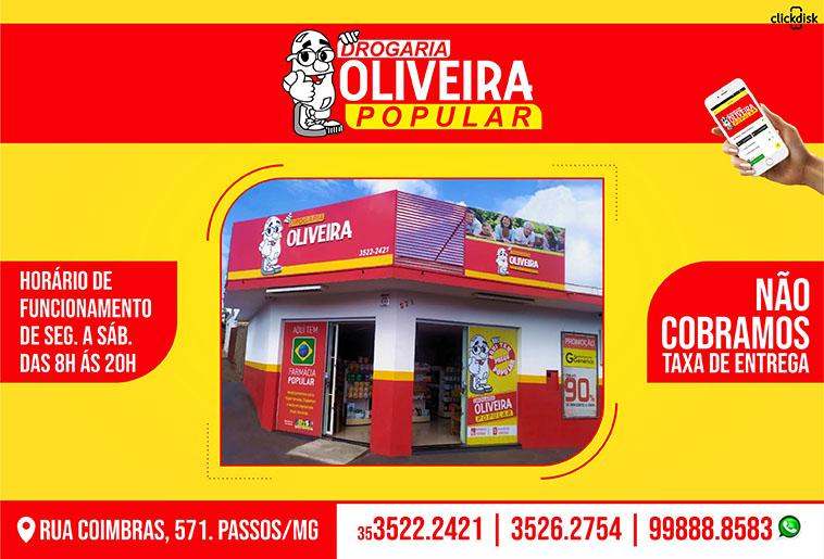 Drogaria Oliveira