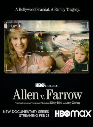 HBO GO - ALLEN CONTRA FARROW