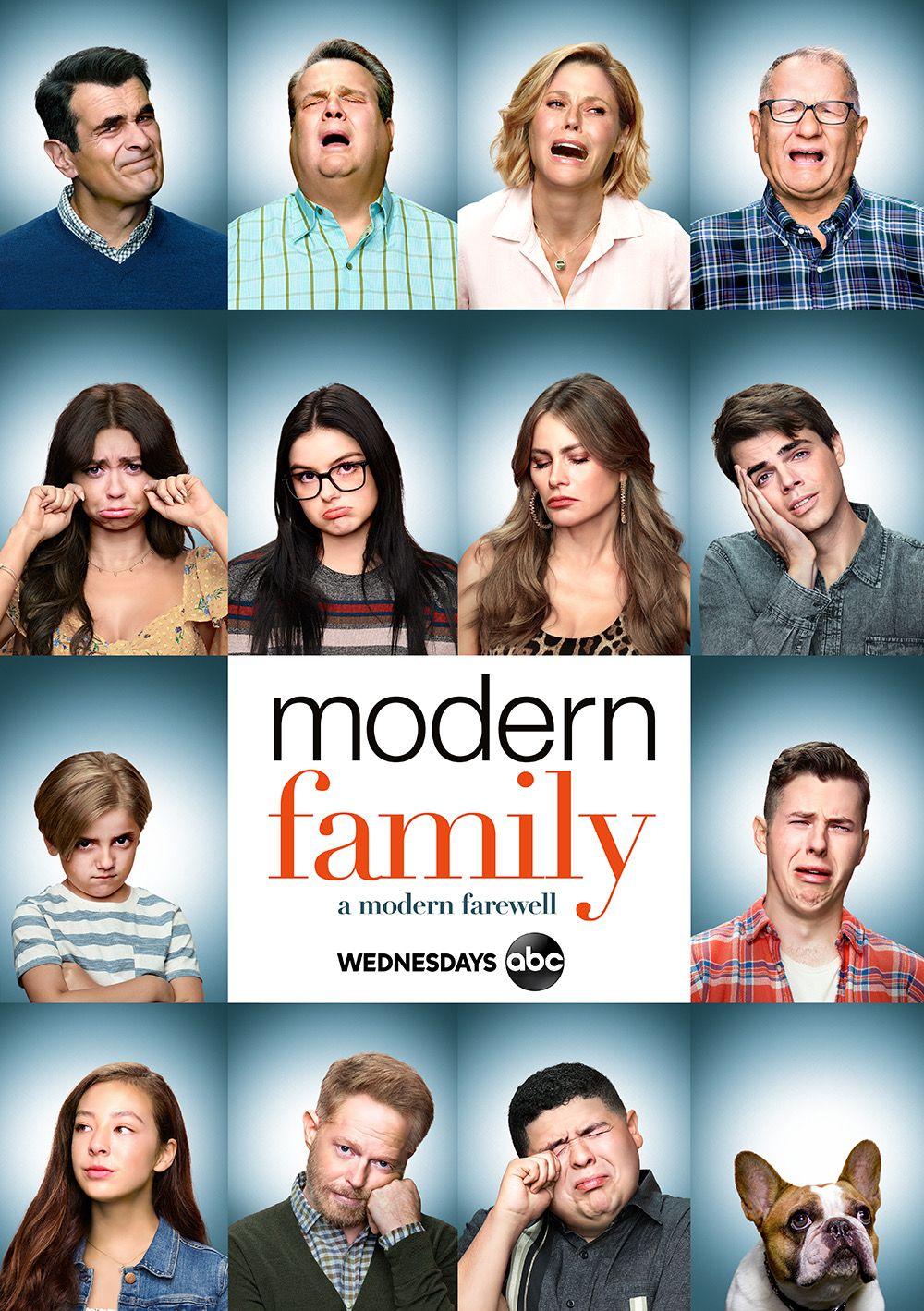 Globo Play - MODERN FAMILY