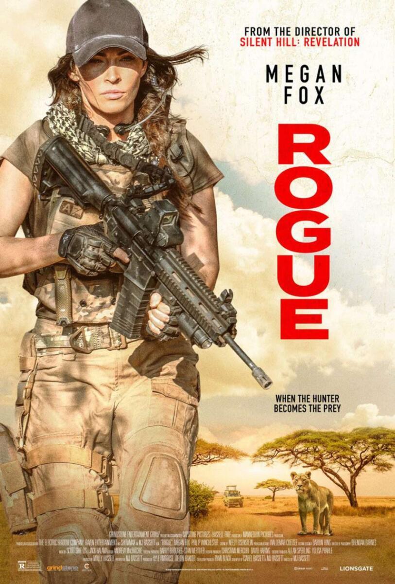 Amazon Prime Video - Rogue