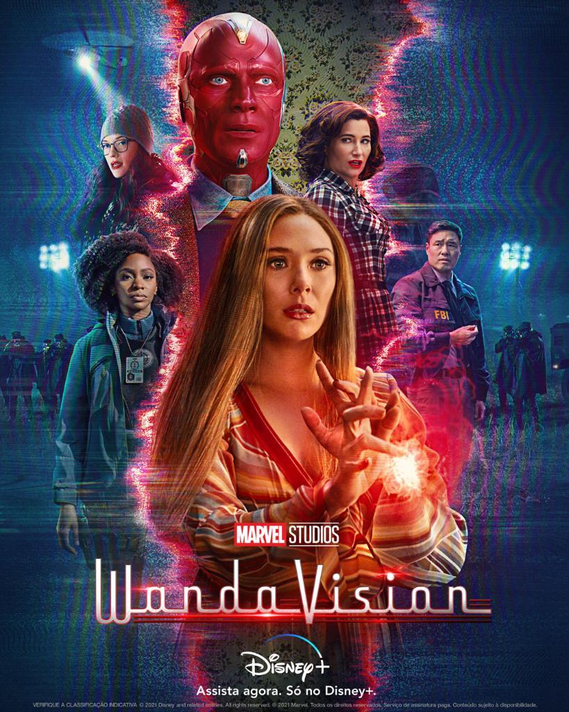 Disney Plus - WANDA VISION