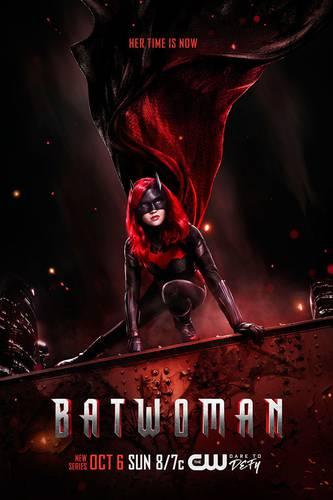 HBO GO - BATWOMAN