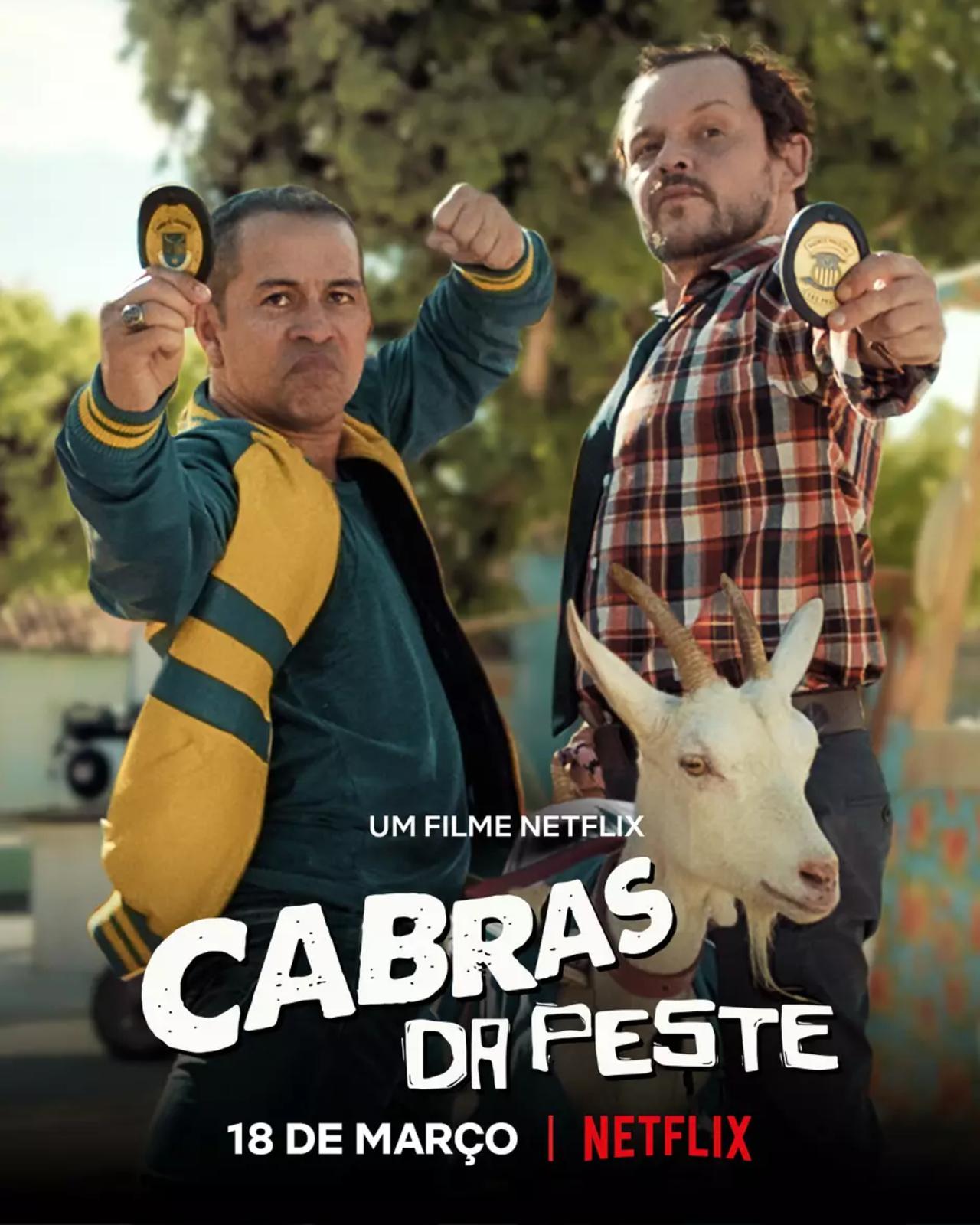 Netflix - CABRAS DA PESTE
