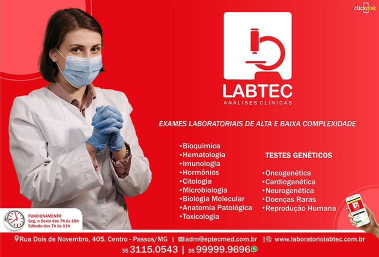 Labtec Laboratório de Análises Clínicas