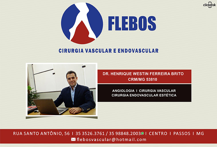 Dr. Henrique Westin Ferreira Brito - Flebos