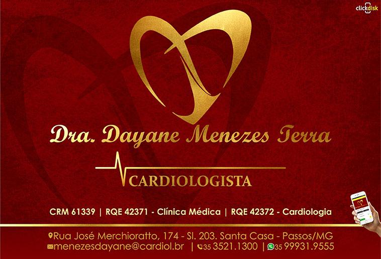Dra Dayane Menezes Terra