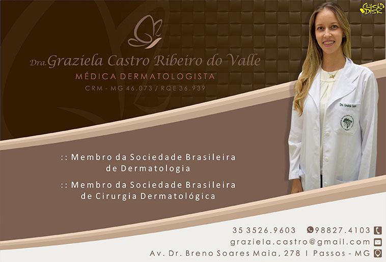 Dra. Graziela Castro Ribeiro do Valle