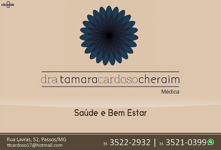 Dra. Tamara Toledo Cardoso Cheraim