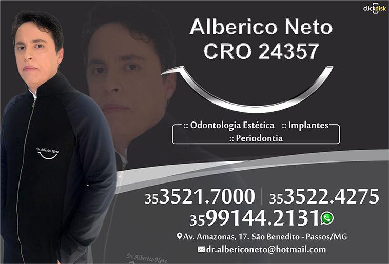 Alberico Neto - CRO 24357