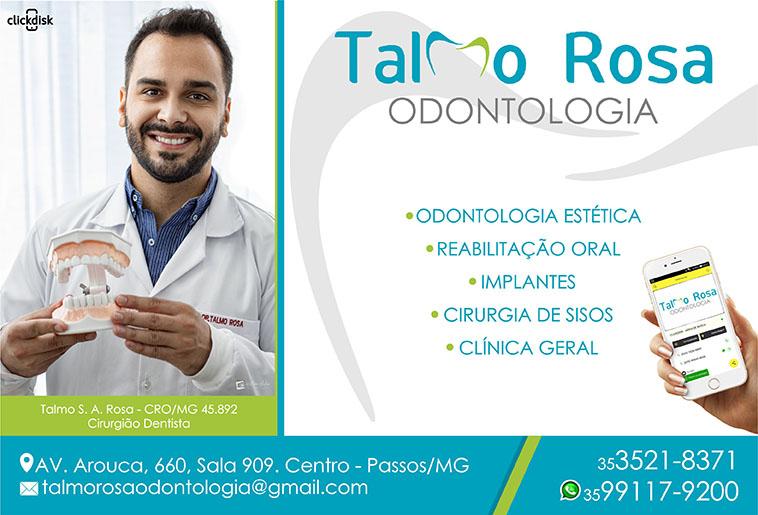 Clínica Talmo Rosa Odontologia