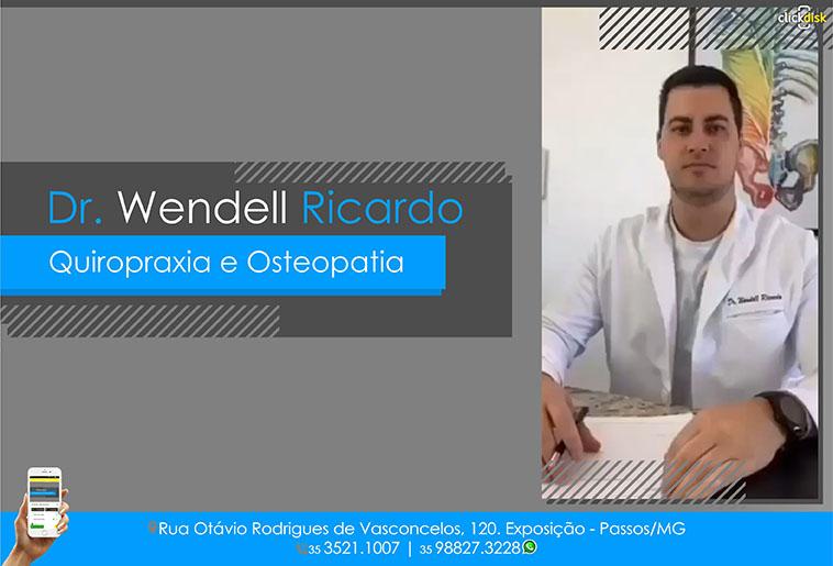 Dr. Wendell Ricardo