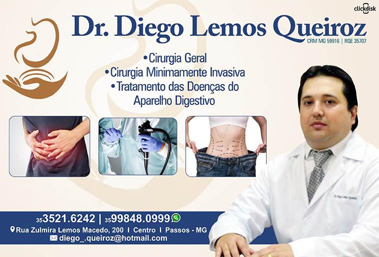 Dr. Diego Lemos Queiroz