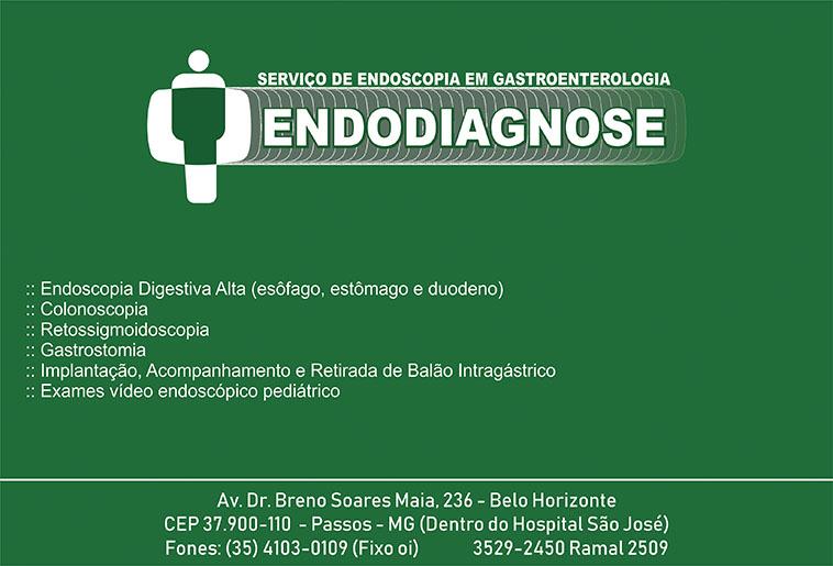Endodiagnose - Endoscopia em Gastroenterologia