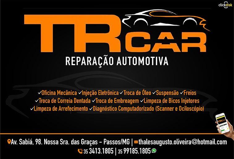 TR CAR AUTO MECÂNICA