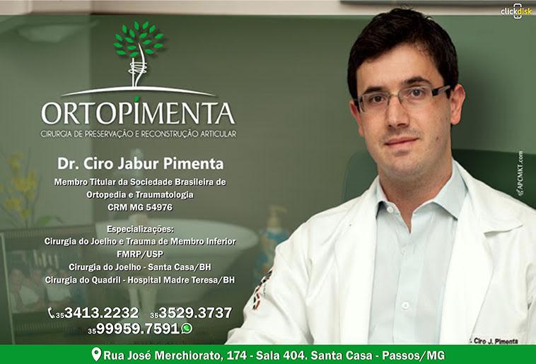 Dr. Ciro Jabur Pimenta - Ortopimenta