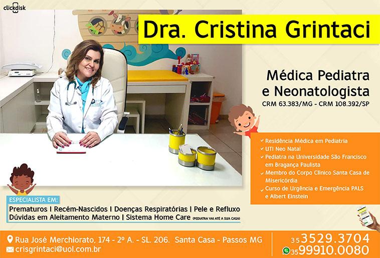 Dra. Cristina Grintaci