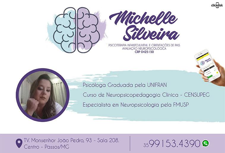 Dra. Michelle Silveira Gonçalves Rodrigues