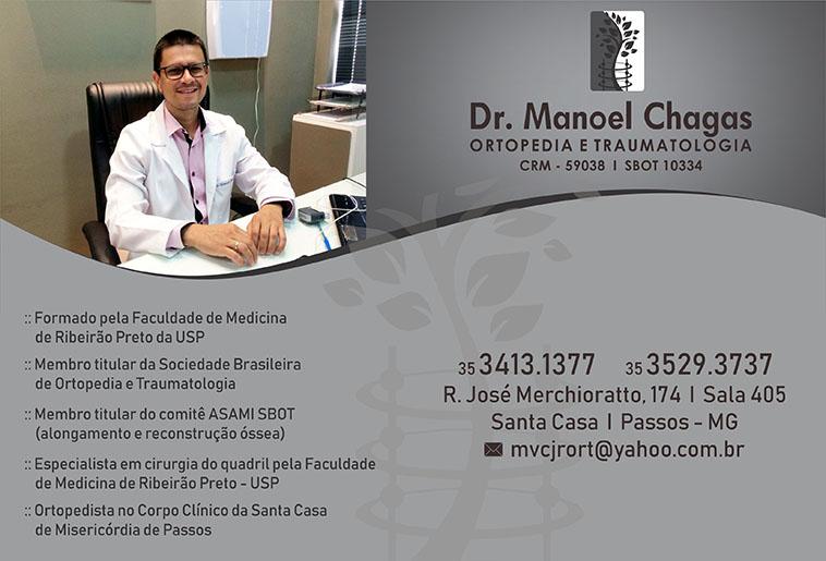 Dr. Manoel Chagas - CRM - 59038
